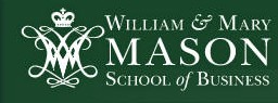 W and M School of Busines